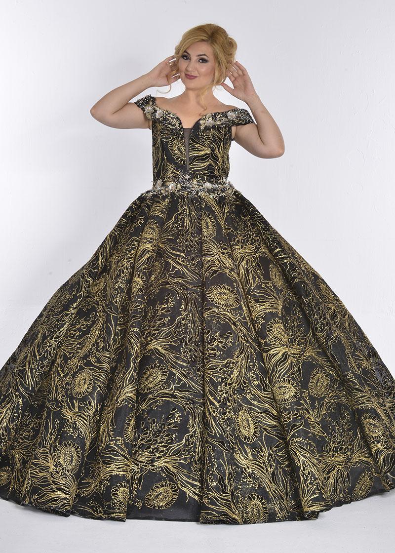 فستان كوميه